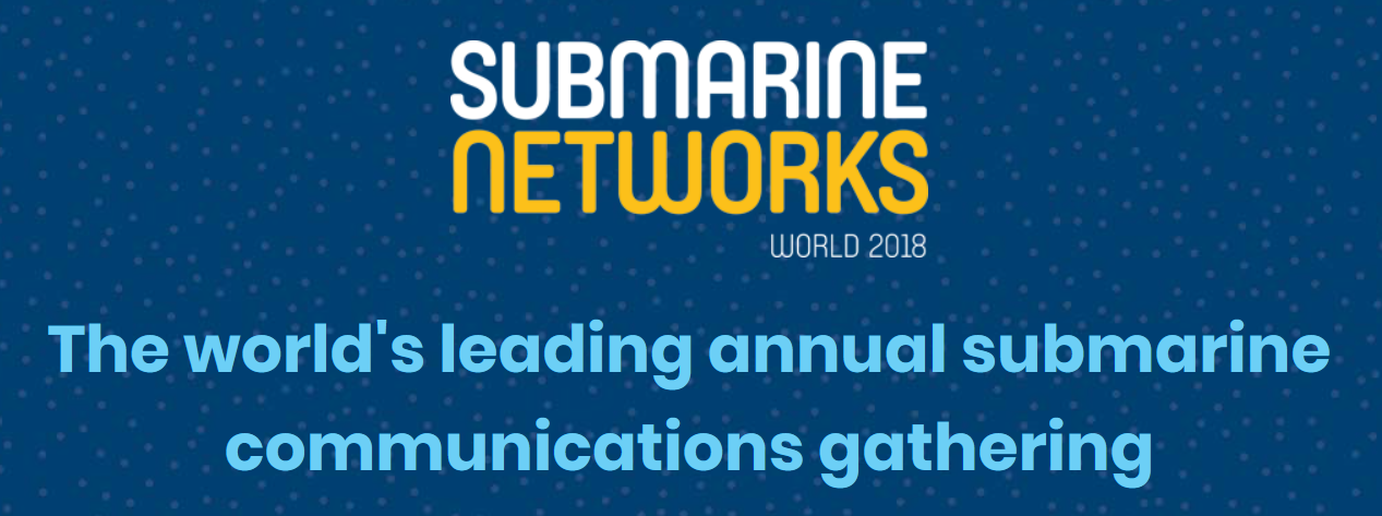 G8 will be Exhibitors of Submarine Networks World 2018